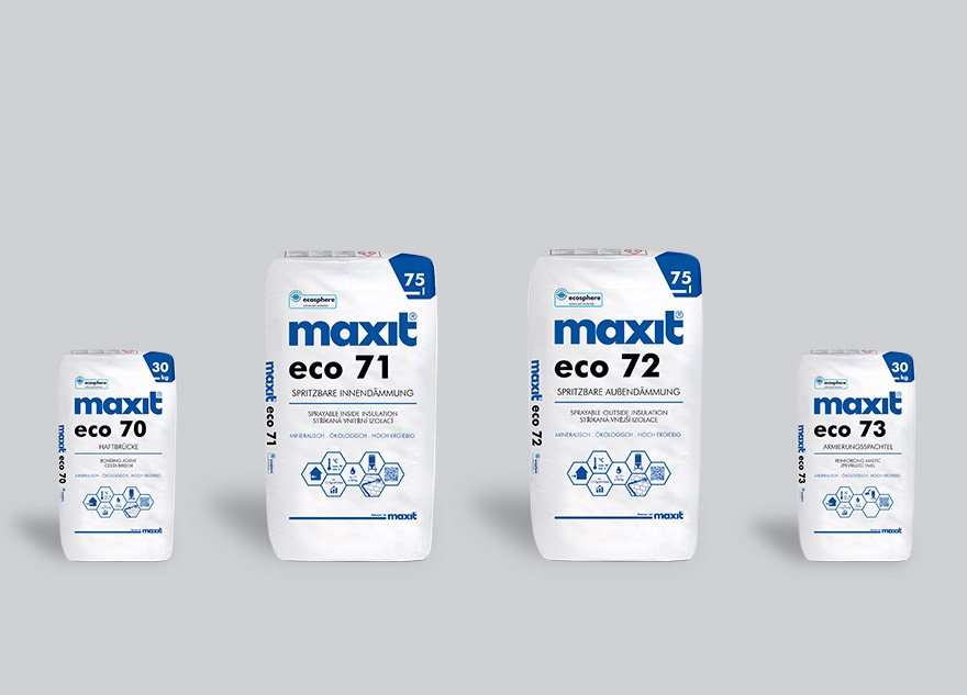 maxit ecosphere | Produkte
